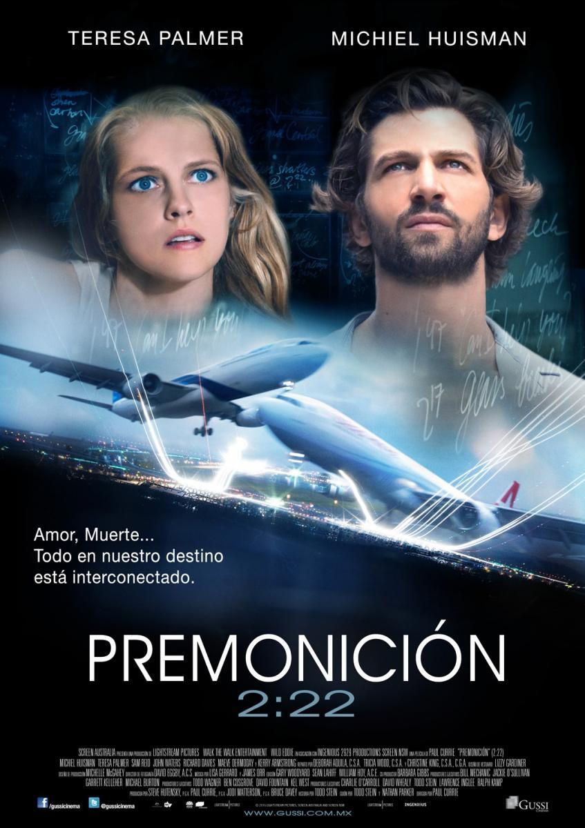 Premonición (DVDRip Latino) 2017
