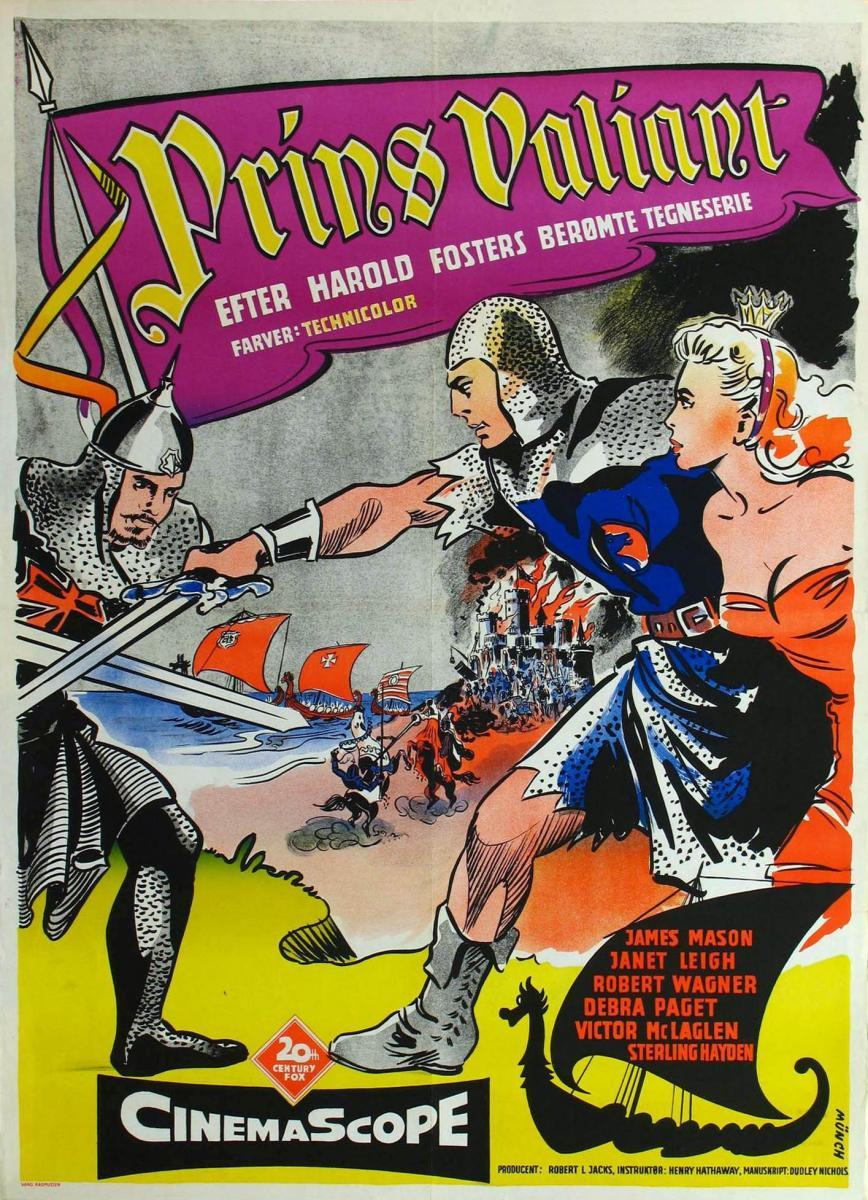 Image gallery for Prince Valiant - FilmAffinity