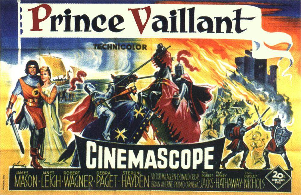 Image Gallery For Prince Valiant Filmaffinity