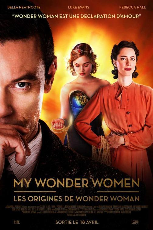 Image Gallery For Professor Marston The Wonder Women Filmaffinity