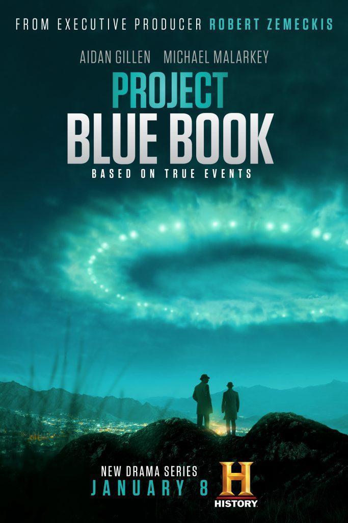 Proyecto Blue Book (Serie de TV) (2019) - Filmaffinity