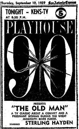 Pulitzer Prize Playhouse TV Series