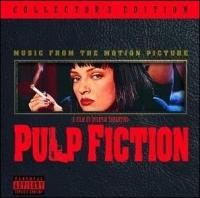 Pulp Fiction - Caratula B.S.O