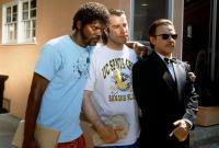 Samuel L. Jackson, John Travolta & Harvey Keitel