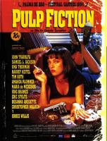 Pulp Fiction - Posters