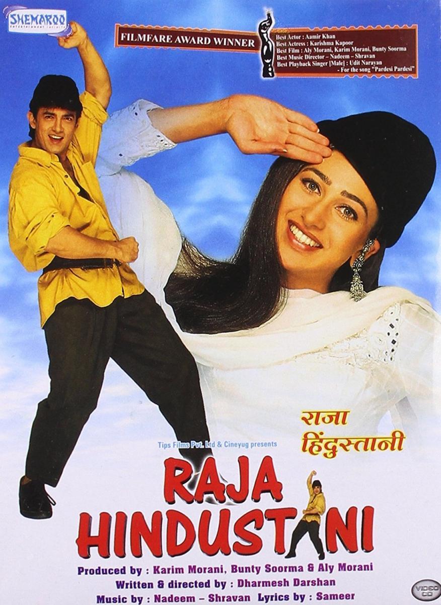 Raja Hindustani (1996) 1080p WEBHD ESub – DTOne- 11.51 GB