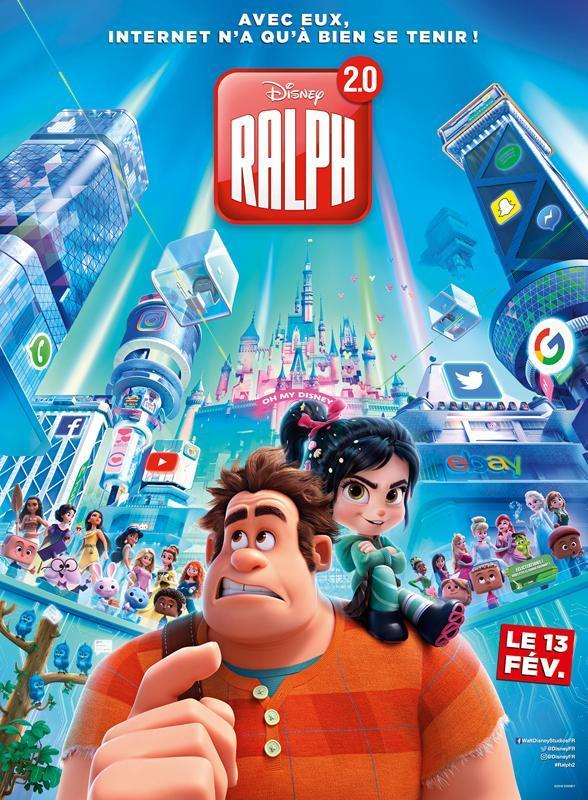 Ralph Breaks The Internet 2018 Filmaffinity
