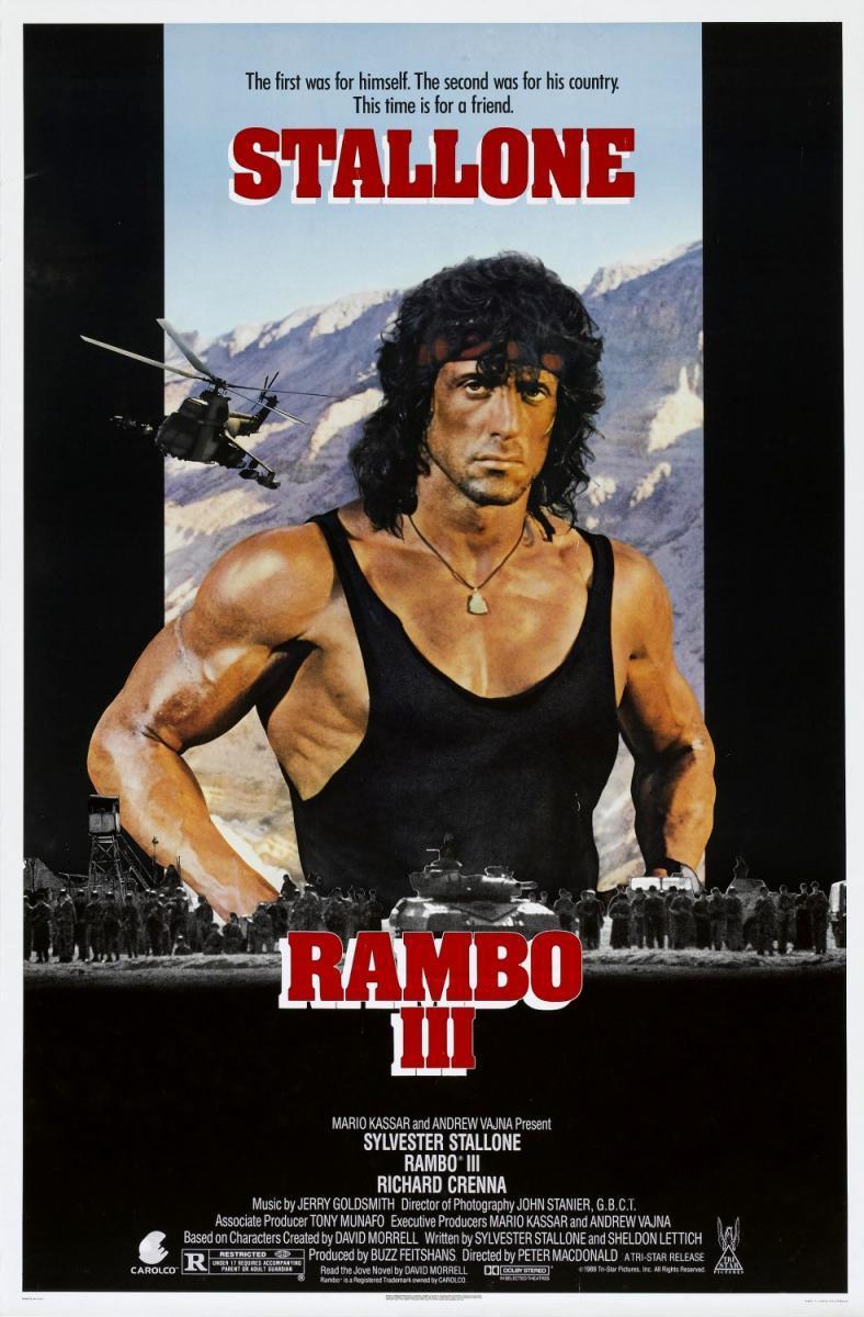 Rambo 3 (1988) - Filmaffinity