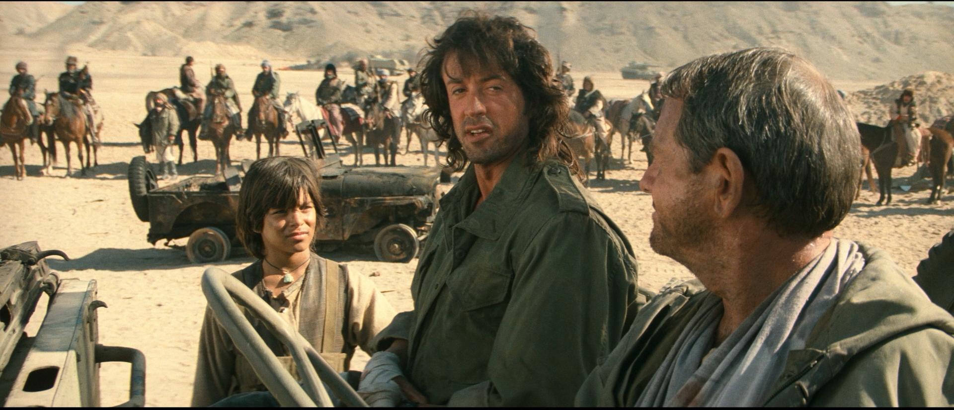 Netflix estreno Rambo III