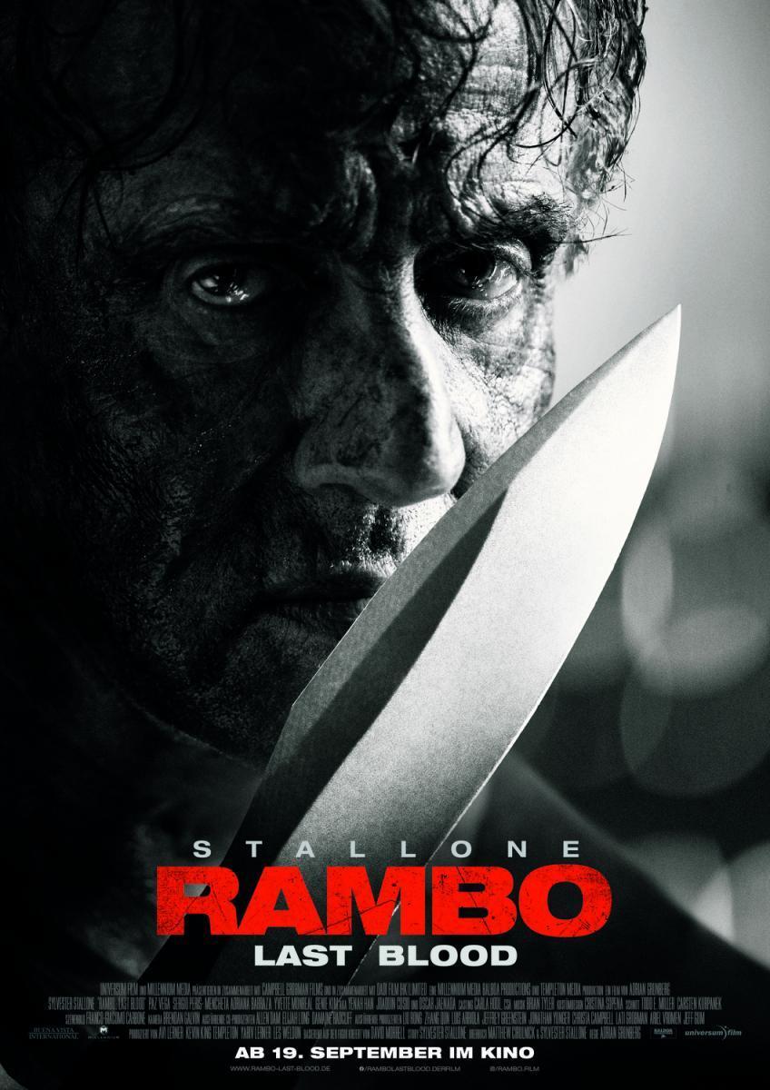 Rambo Last Blood 2019 Filmaffinity