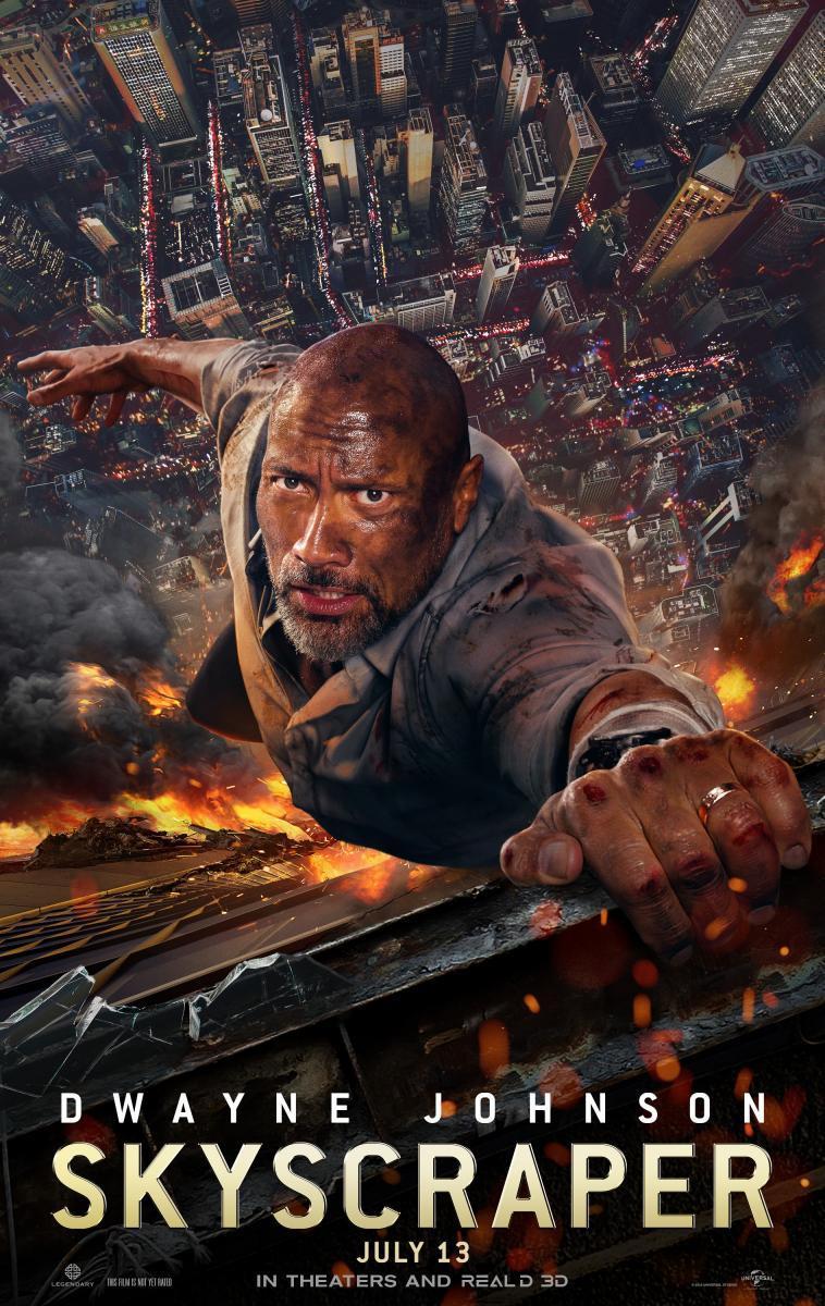 Rascacielos: Rescate En Las Alturas (2018) BRRip 1080p Latino – Ingles