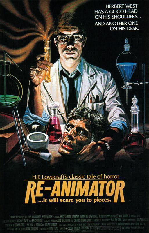 Re-Animator (1985) - Filmaffinity