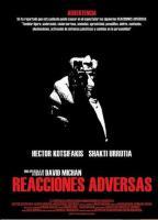 Reacciones adversas - Poster / Imagen Principal