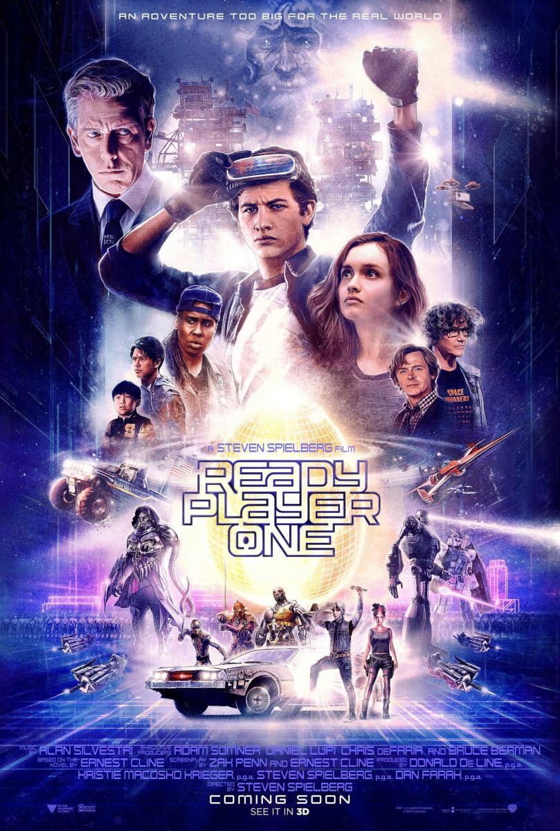 Ready Player One (2018) - Filmaffinity