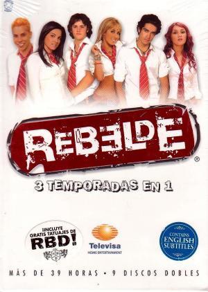 Rebel's Way (TV Series) (2002) - Filmaffinity