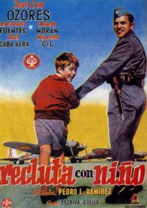 Recluta Con Niño 1955 Filmaffinity