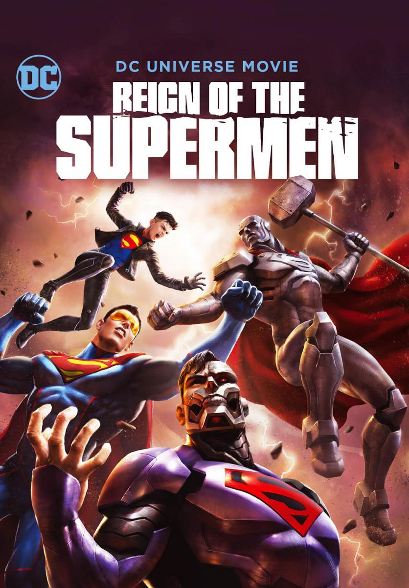 Reign of the Supermen (2019) - Filmaffinity