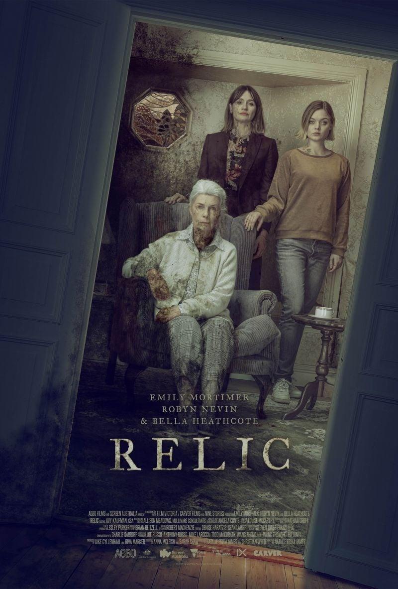Sección visual de Relic - FilmAffinity