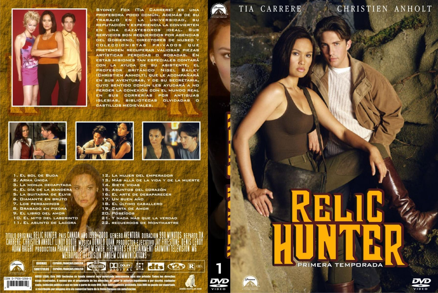 Image Gallery For Relic Hunter Tv Series Filmaffinity