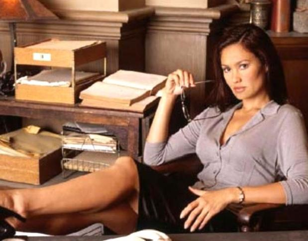 Tia carrere back in the day - 3 part 3