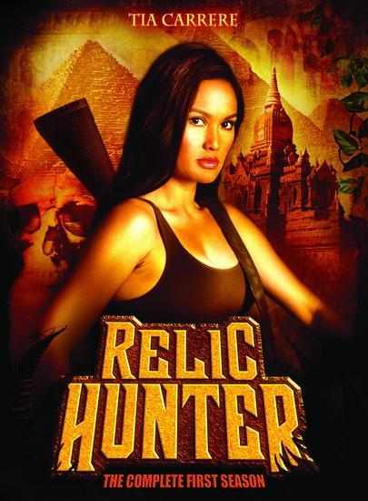 image gallery for  u0026quot relic hunter  tv series  u0026quot