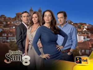 Remedio santo (Serie de TV)