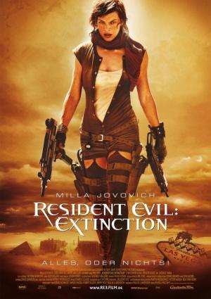 Resident Evil Afterlife 2010 Filmaffinity