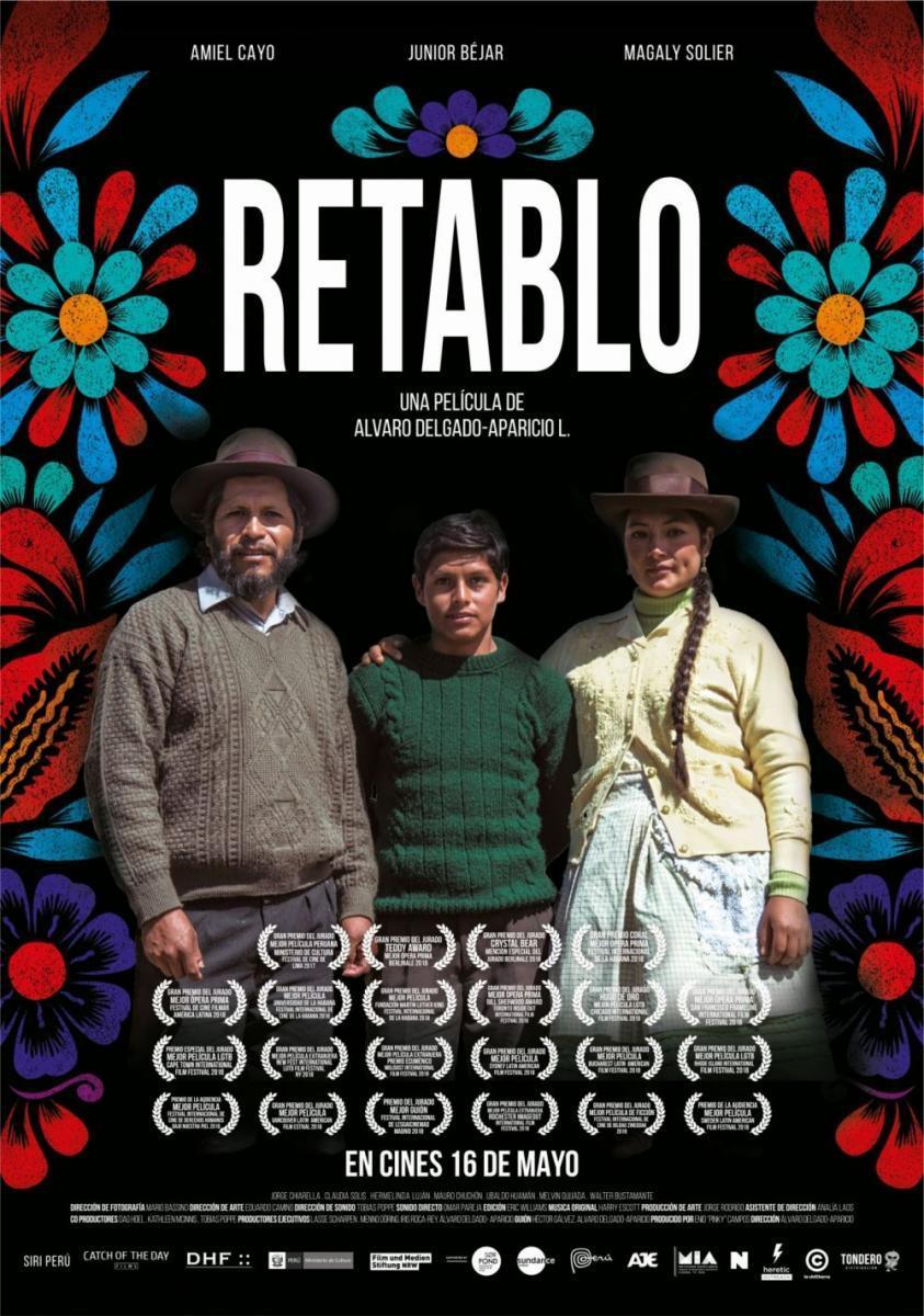 Retablo (2017) - Filmaffinity