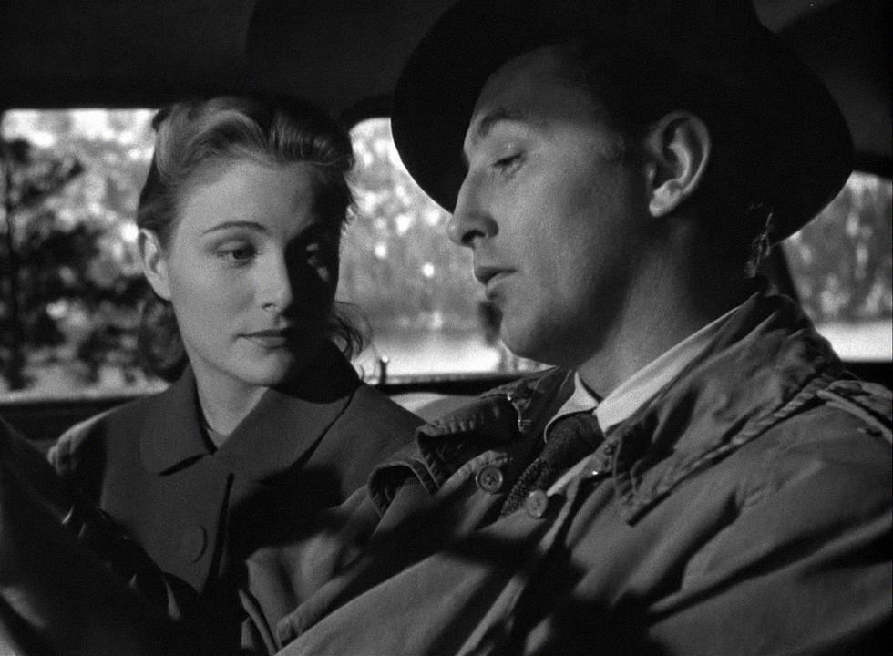 Jane Greer & Robert Mitchum