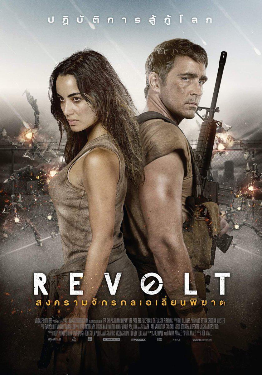 Revolt (2017) BRRip 1080p Latino – Ingles