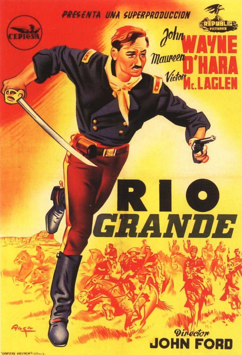 Image Gallery For Rio Grande Filmaffinity