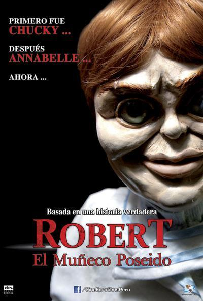 Robert the Doll (2015) Filmaffinity