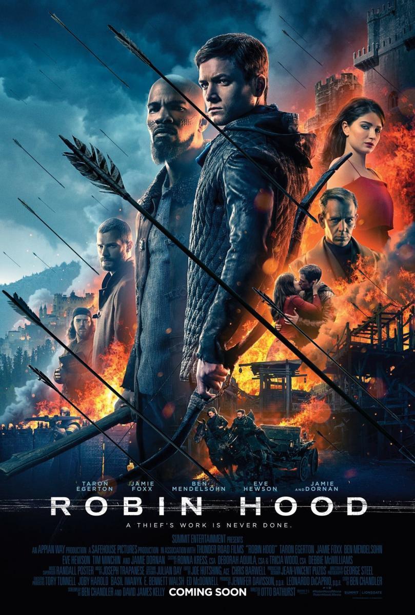 Robin Hood 2018 Filmaffinity