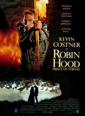 Robin Hood, príncipe de los ladrones