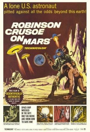 Robinson Crusoe en Marte