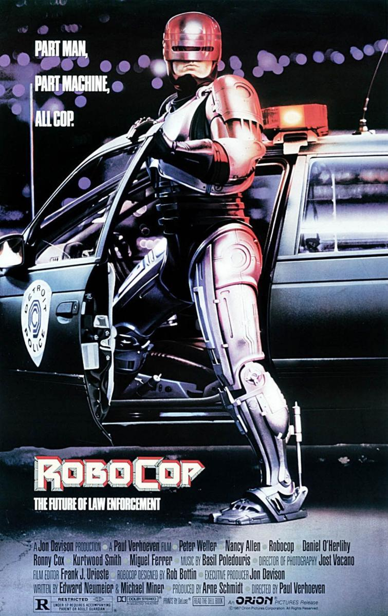 Robocop (1987) - Filmaffinity