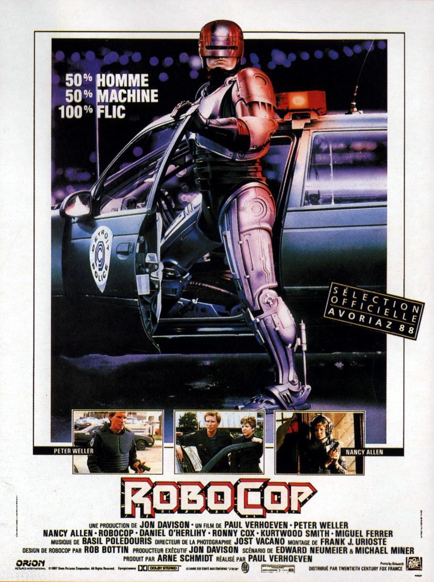 Robocop: 10 curiosidades de la obra de ciencia ficción que cumple 34 años de estreno
