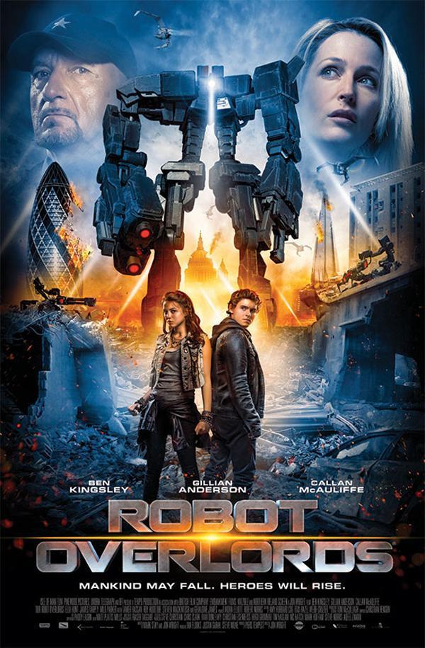 Robot Overlords (2014) - Filmaffinity