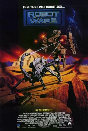 Robot Wars (Robot Jox 2)