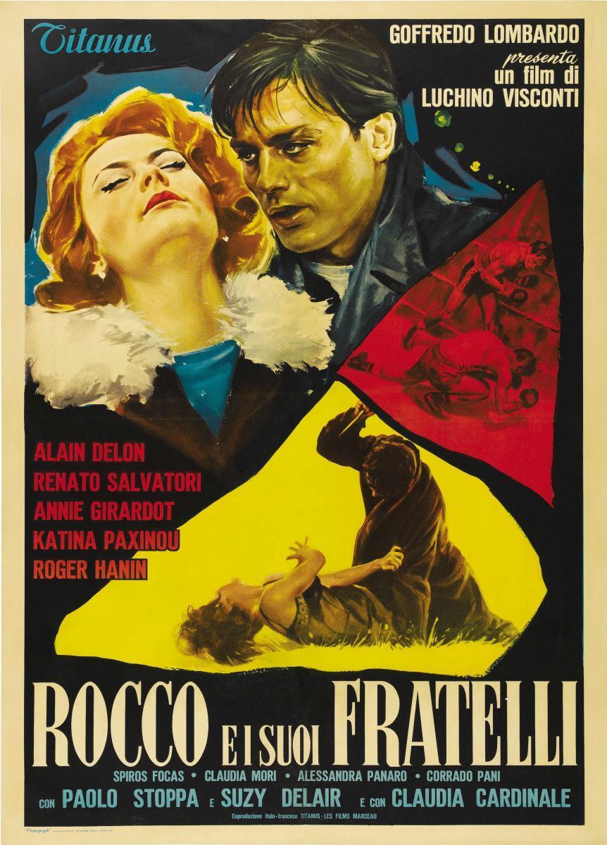 Rocco y sus hermanos (1960) - Filmaffinity