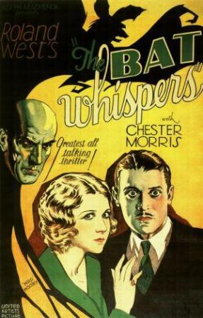 Roland West's The Bat Whispers
