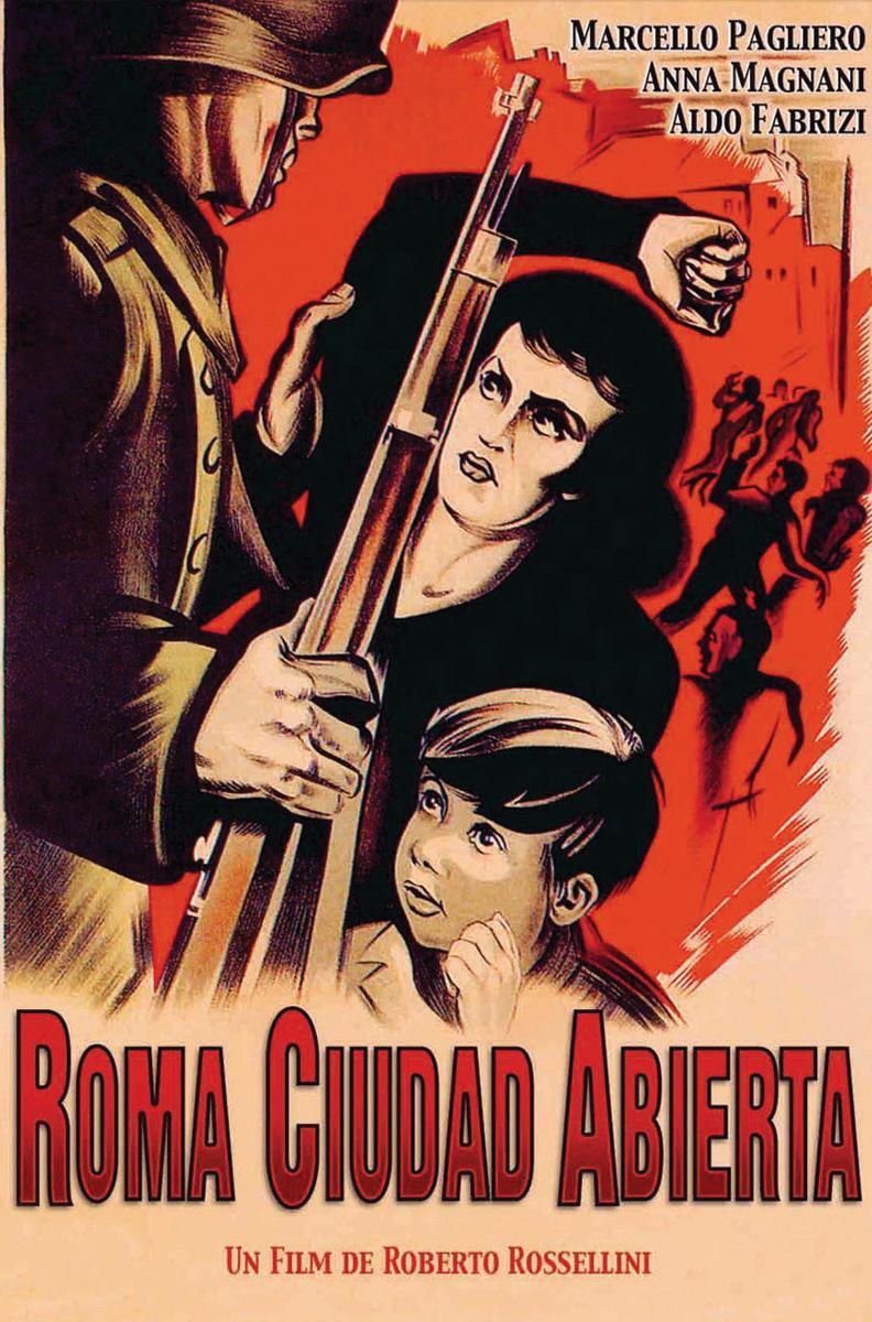Roma, ciudad abierta (1945) - Filmaffinity