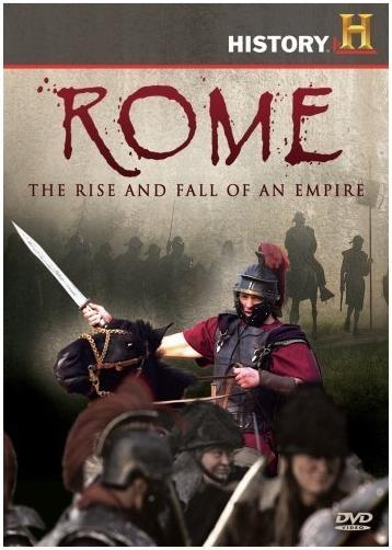 The historic rise and fall of the roman empire