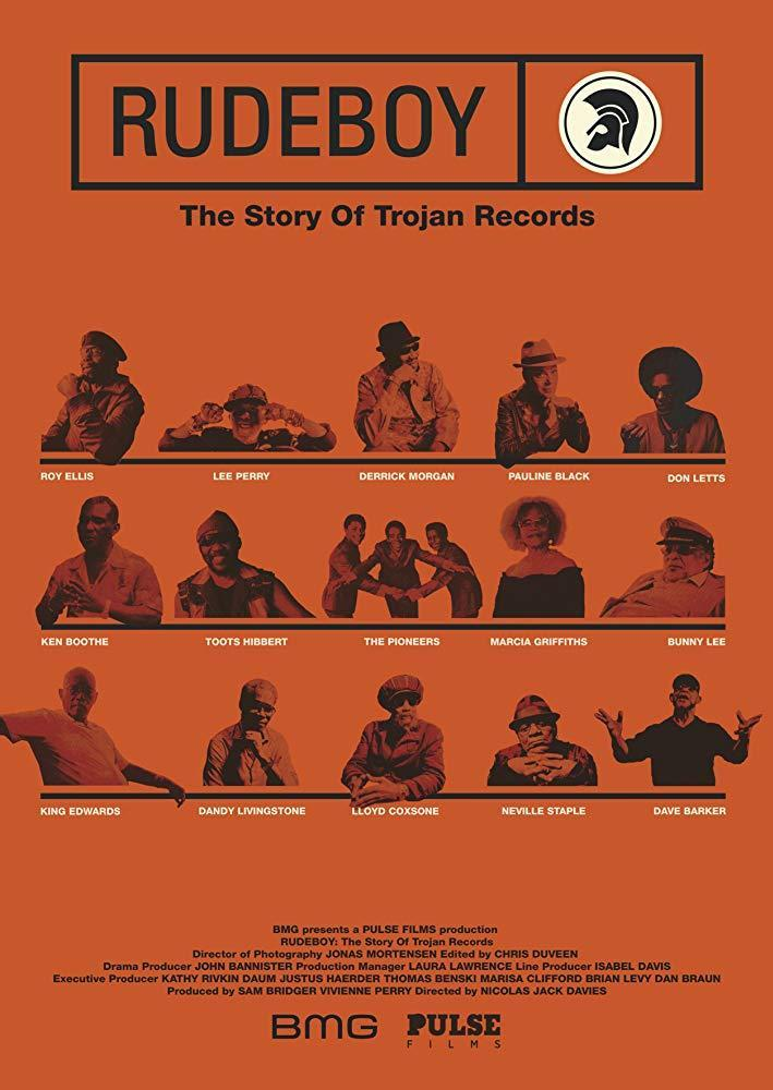 Rudeboy: The Story of Trojan Records (2018) - Filmaffinity