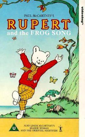 Rupert and the Frog Song (C)
