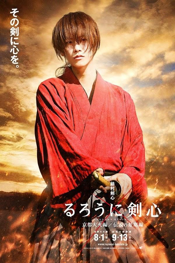 a description of the story of rurouni kenshin which takes place in japan during the 1870s An interview with keishi otomo, the director behind the live-action rurouni kenshin film series.