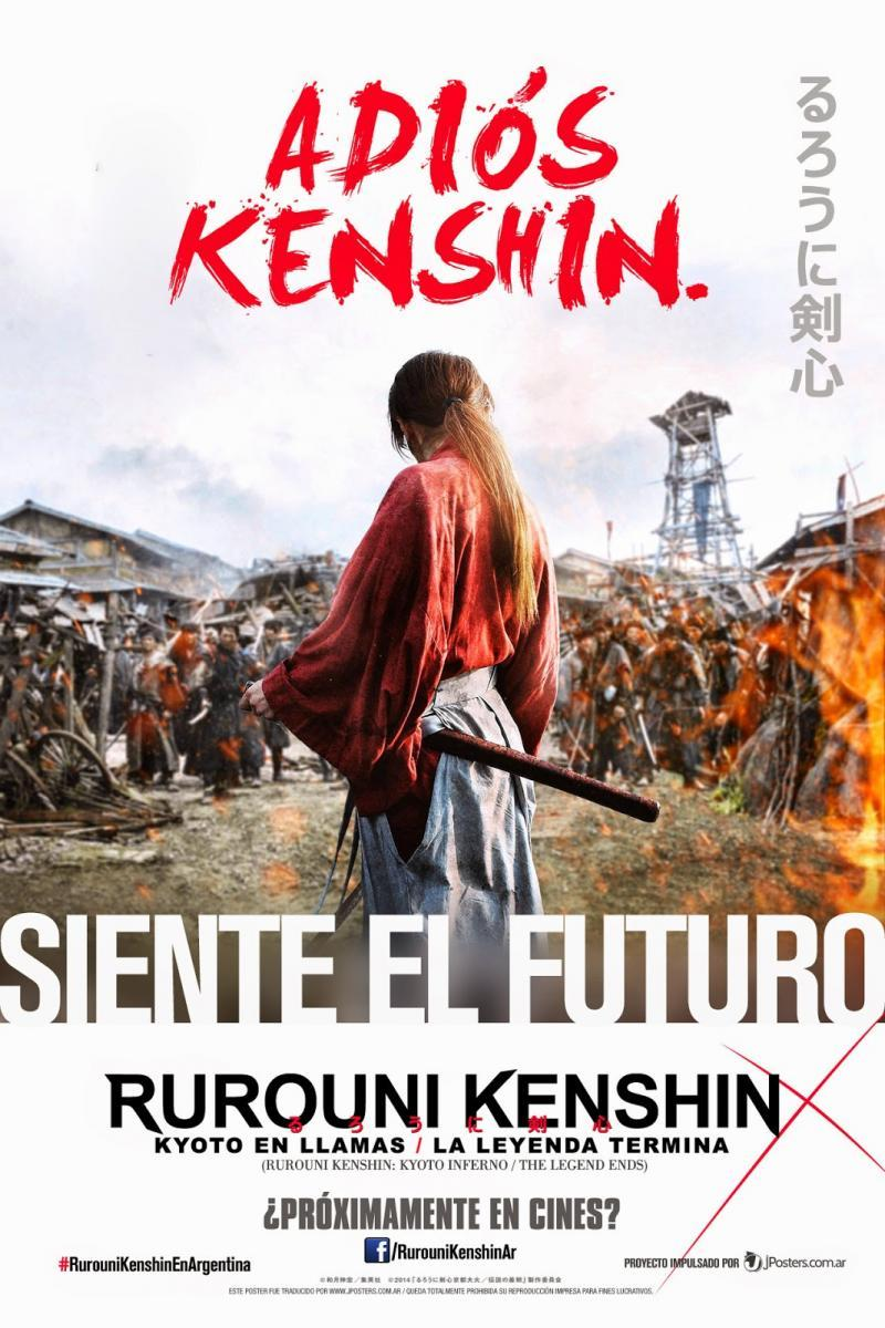 Rurouni Kenshin The Legend Ends Stream Deutsch