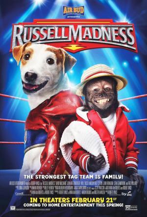 Russell, el perro luchador