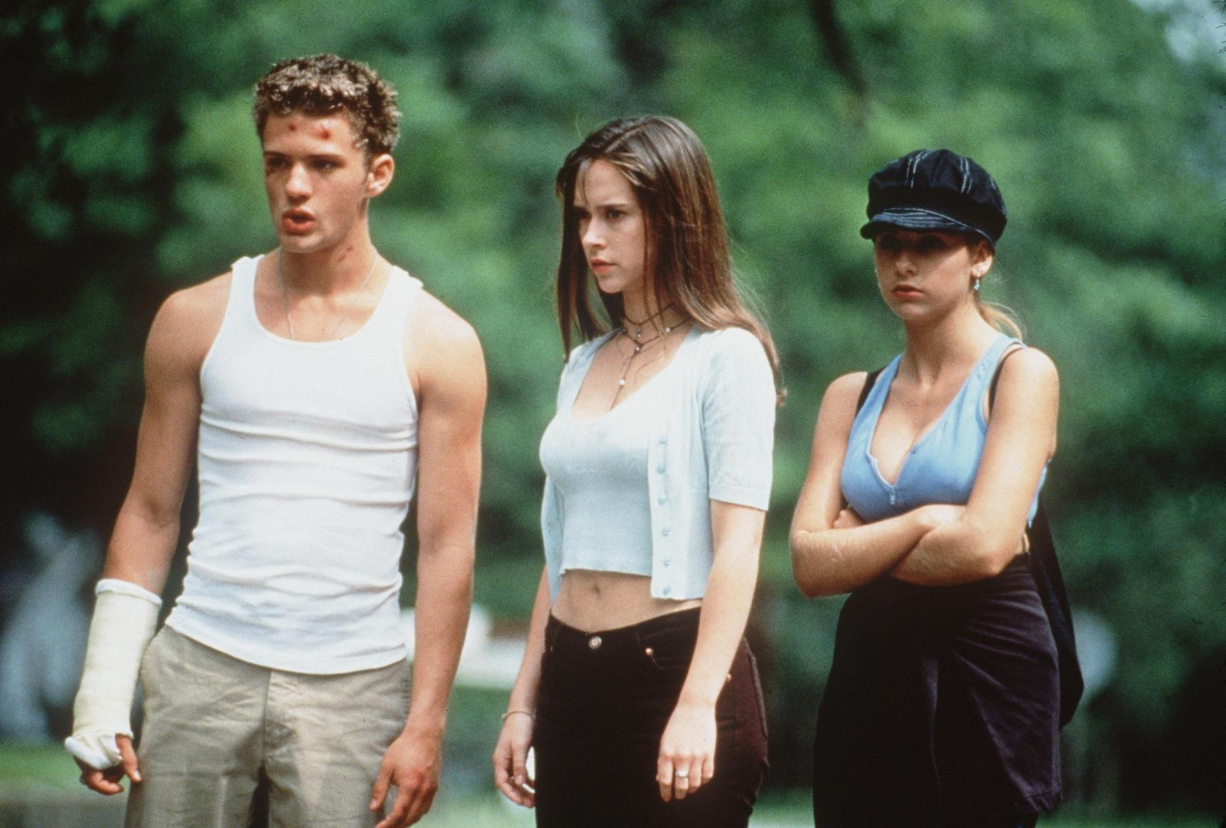 Sé lo que hicisteis el último verano (1997) - Filmaffinity