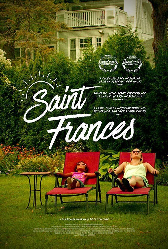 Resultado de imagen de SAINT FRANCES FILM
